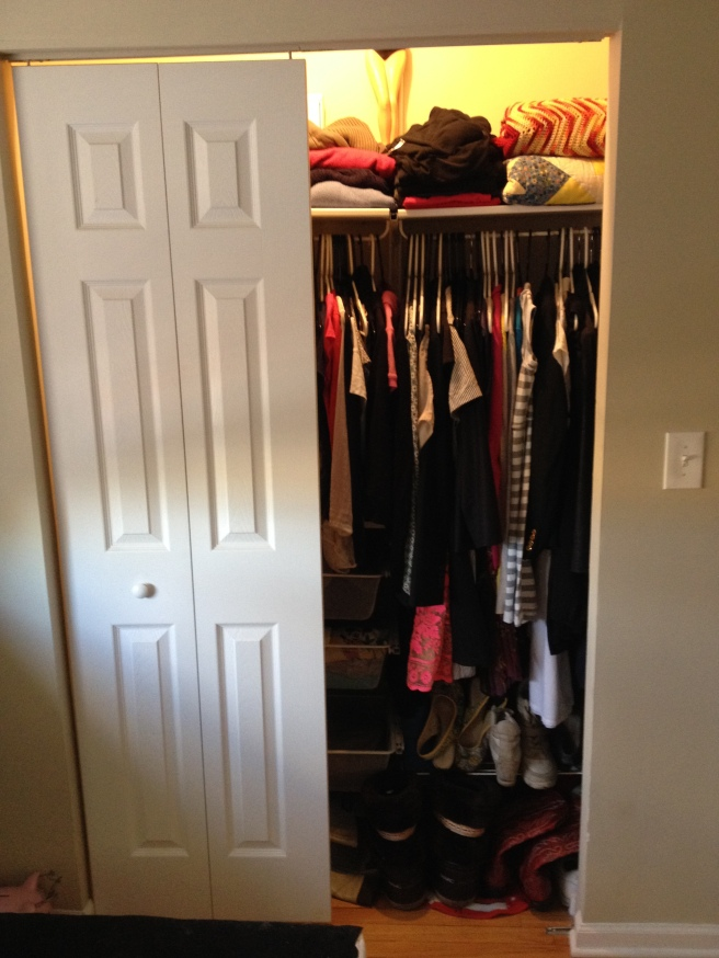 So worth it. I have a great looking closet finally.