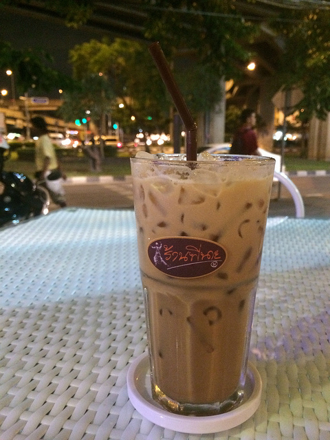 Iced Coffee - What makes Thailand Work.