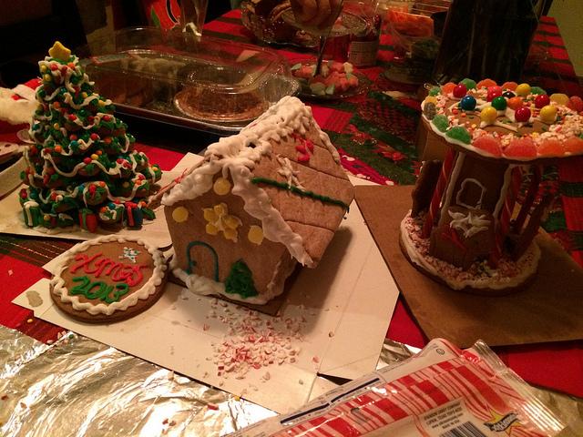 Even MOAR Gingerbreads.