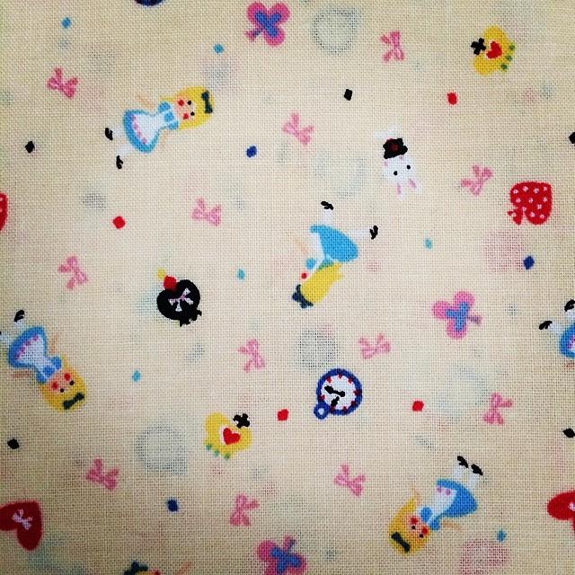 this-kawaii-fabric-makes-me-so-happy-kawaii-pinkcastle-pinkcastlefabrics-alice-aliceinwonderland-fabric-quilt-quilting_14436334935_o